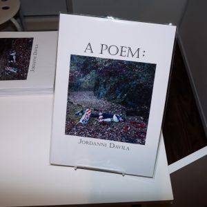 A Poem • • Zine